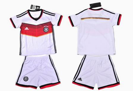 14The World Cup Germany home kids