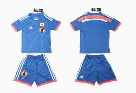 14The World Cup Japan home kids