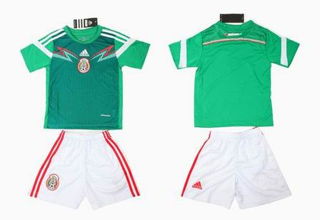 14The World Cup Mexico home kids
