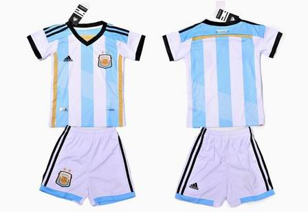 14World Cup Argentina home kids