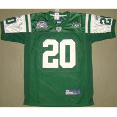 Kyle Wilson #20 New York Jets Green NFL Jersey