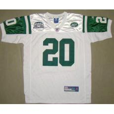 Kyle Wilson #20 New York Jets White NFL Jersey