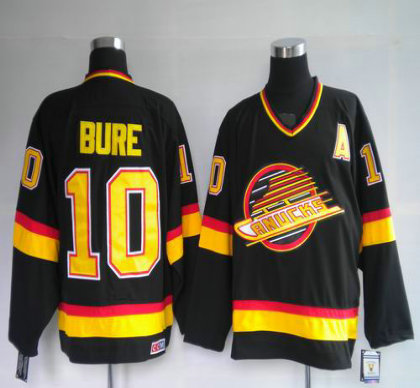 hockey jerseys Dallas Stars 10 Bure Black