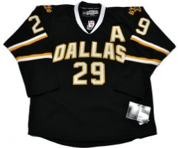 Dalls Stars #29 Ott Black Jerseys