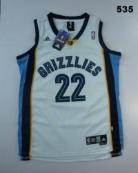 NBA Memphis Grizzlies 22# Randolph White Jerseys