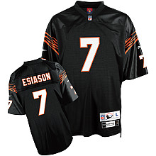 Cincinnati Bengals 7# Boomer Esiason Mitchell and ness