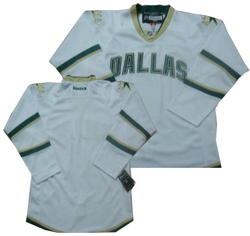 Dalls Stars blank white Jerseys