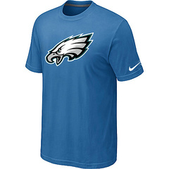 Philadelphia Eagles Sideline Legend Authentic Logo Dri-FIT T-Shirt light Blue