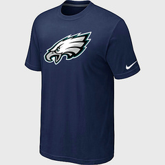 Philadelphia Eagles Sideline Legend Authentic Logo Dri-FIT T-Shirt D.Blue