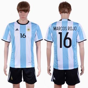 Argentina home 16#