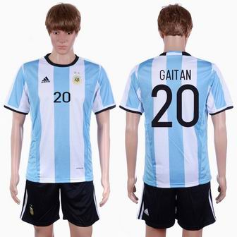 Argentina home 20#