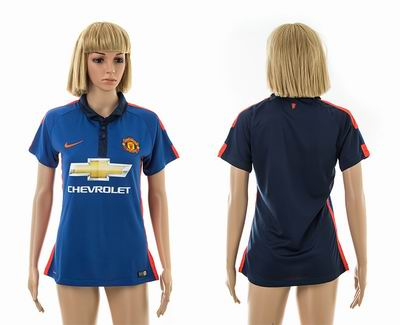 Manchester united second away woman