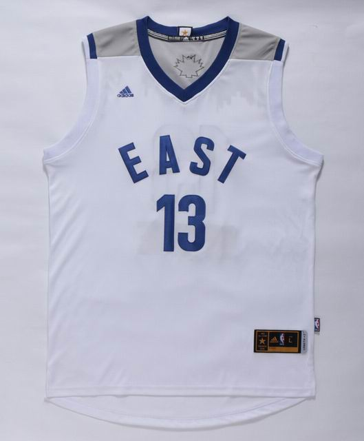 NBA 15-16 All Star jersey #13 George white