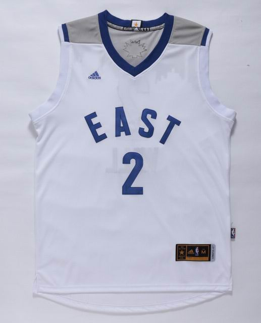 NBA 15-16 All Star jersey #2 Wall white