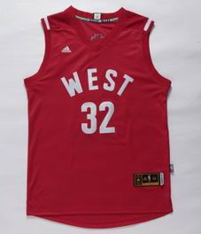 NBA 15-16 All Star jersey #32 Griffin red