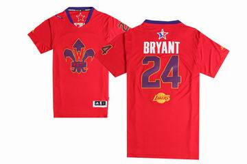 NBA 2014 All star game West jersey 24 Bryant