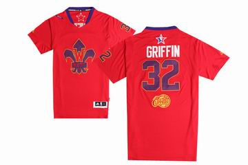 NBA 2014 All star game West jersey 32 Griffin