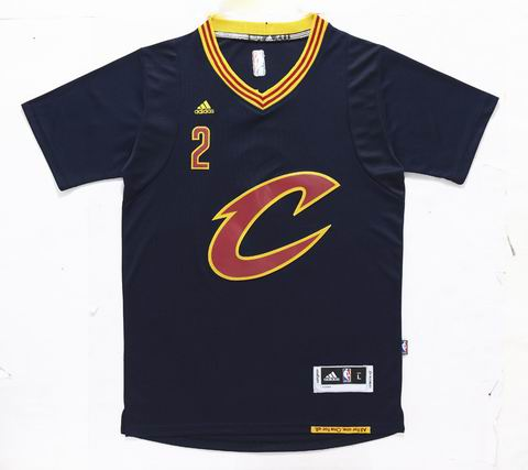 NBA Cleveland Cavaliers 2 Irving blue jersey