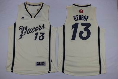 NBA Indiana Pacers #13 George white jersey