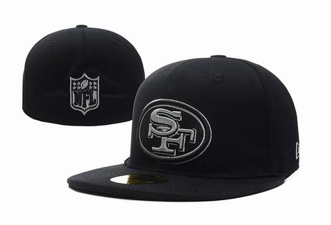 NFL San Francisco 49ers fitted cap 015