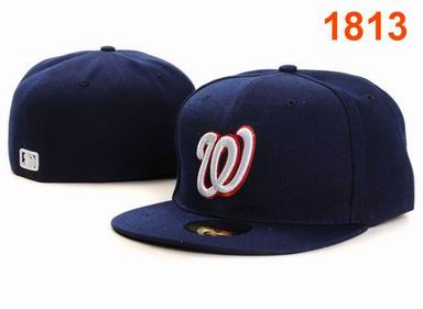 Washington Nationals fitted cap 1813