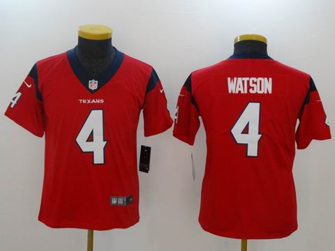 Youth nike nfl texans #4 Watson Vapor Untouchable Limited Jersey