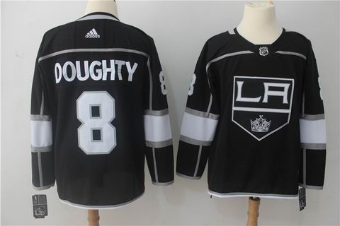 adidas nhl los angeles kings #8 Doughty black jersey