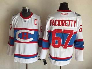 nhl Montreal Canadiens #67 Pacioretty white jersey