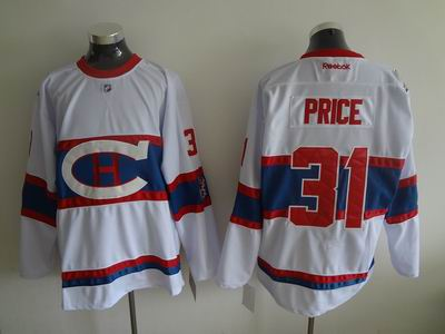 nhl Montreal Canadiens 31 Price white jersey