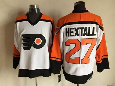 nhl calgary flames #27 Hextall white jersey