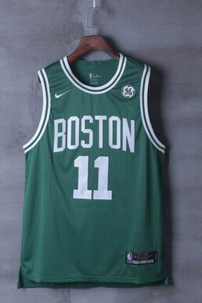 nike NBA Boston Celtics #11 IRVING green jersey