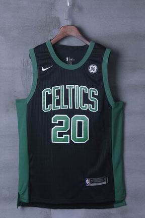 nike NBA Boston Celtics #20 HAYWARD black jersey