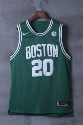 nike NBA Boston Celtics #20 HAYWARD green jersey