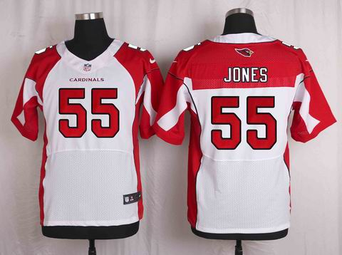 nike nfl Arizona Cardinals #55 Chandler Jones white elite jersey