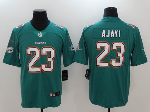 nike nfl Dolphins #23 AJAY Vapor Untouchable Limited green Jersey