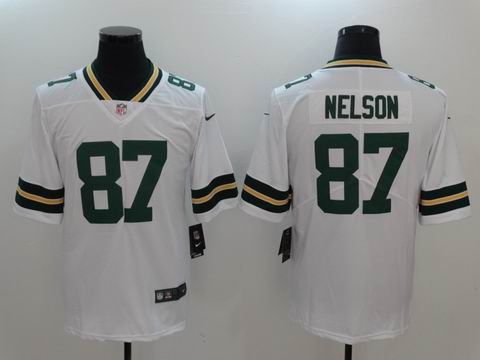 nike nfl packers #87 Nelson Vapor Untouchable Limited Jersey