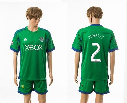 seattle Sounders home 2#