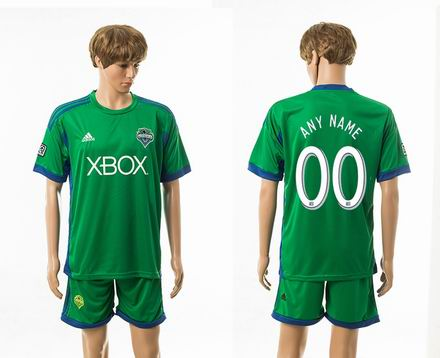 seattle Sounders home DIY