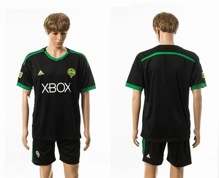 seattle Sounders second away