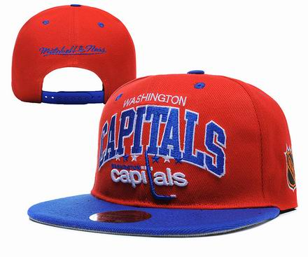 washington capital snapback cap 03